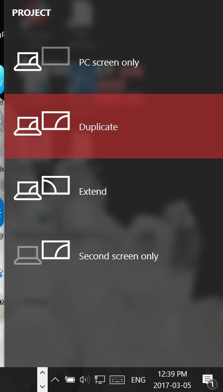 DuplicateMode